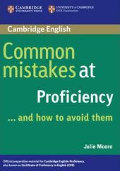 Common Mistakes at Proficiency: And How to Avoid Them - фото обкладинки книги
