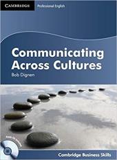 Communicating Across Cultures Student's Book with Audio CD (Cambridge Business Skills) - фото обкладинки книги