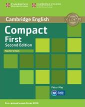 Compact First 2nd Edition. Teacher's Book - фото обкладинки книги