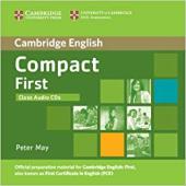 Compact First Class Audio CDs (2) - фото обкладинки книги
