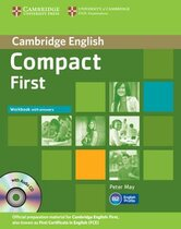 Аудіодиск Compact First Workbook with Answers with Audio CD