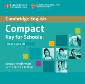 Compact Key for Schools. Class Audio CD - фото обкладинки книги