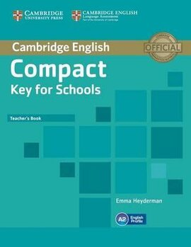 Compact Key for Schools. Teacher's Book - фото книги