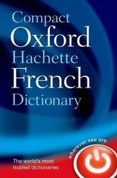 Compact Oxford-Hachette French Dictionary - фото обкладинки книги