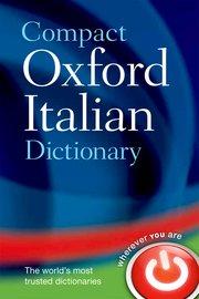 Compact Oxford Italian Dictionary - фото книги