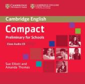 Compact Preliminary for Schools. Class Audio CD - фото обкладинки книги
