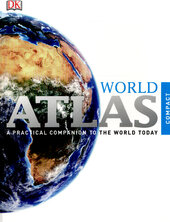 Compact World Atlas : A Practical Companion to the World Today - фото обкладинки книги
