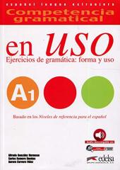 Competencia gramatical en uso A1. Libro del alumno + Con espansione online - фото обкладинки книги