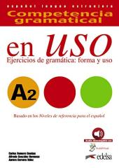 Competencia gramatical en uso A2. Libro del alumno + Con espansione online - фото обкладинки книги