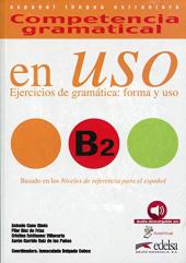 Competencia gramatical en uso В2. Libro del alumno + Con espansione online - фото обкладинки книги