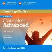 Complete Advanced 2nd Edition. Class Audio CDs (набір із 2 аудіодисків) - фото обкладинки книги