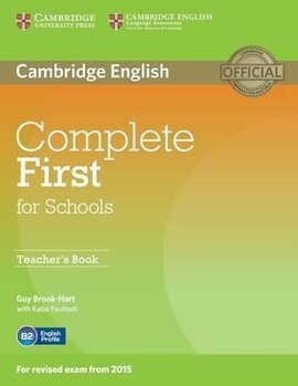 Complete First for Schools. Teacher's Book - фото книги