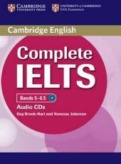 Complete IELTS Bands 5-6.5. Class Audio CDs (набір із 2 аудіодисків) - фото обкладинки книги