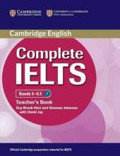 Complete IELTS Bands 5-6.5. Teacher's Book - фото обкладинки книги