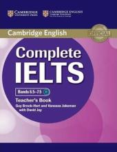 Complete IELTS Bands 6.5-7.5. Teacher's Book - фото обкладинки книги
