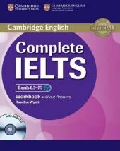 Complete IELTS Bands 6.5-7.5. Workbook without Answers + Audio CD - фото обкладинки книги
