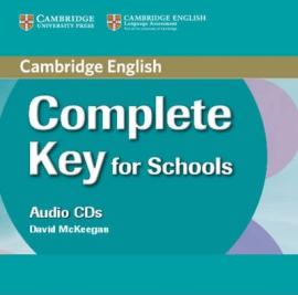 Complete Key for School. Class Audio CDs (комплект із 2 аудіодисків) - фото книги