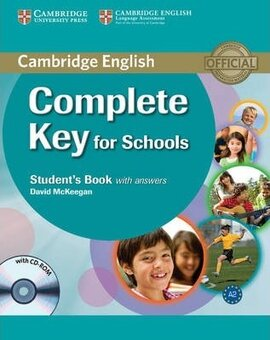 Complete Key for Schools. Student's Book with Answers with CD-ROM - фото книги