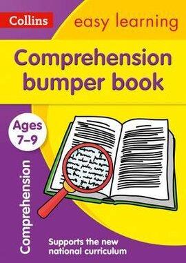 Посібник Comprehension Bumper Book Ages 7-9