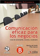 Comunicacion eficaz para los negocios. Libro del alumno + CD audio - фото обкладинки книги