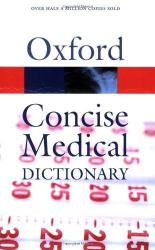 Concise Medical Dictionary - фото обкладинки книги