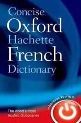 Concise Oxford-Hachette French Dictionary - фото обкладинки книги