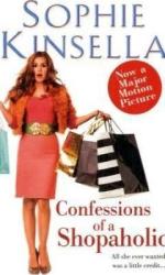 Confessions of a Shopaholic - фото обкладинки книги