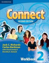 Connect Level 2 Workbook - фото обкладинки книги