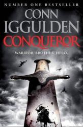 Conqueror - фото обкладинки книги