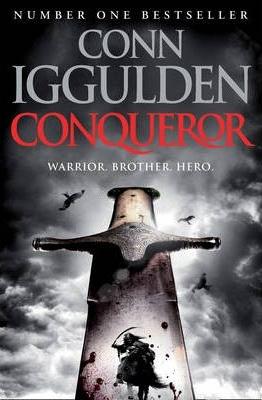 Книга Conqueror