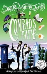 Conrad's Fate - фото обкладинки книги