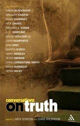 Conversations on Truth - фото обкладинки книги