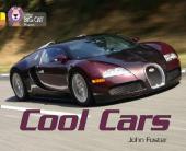 Cool Cars - фото обкладинки книги