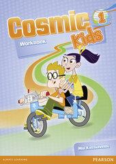Cosmic Kids 1 Workbook (робочий зошит) - фото обкладинки книги