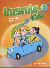 Cosmic Kids 2 Students' Book & Active Book 2 Pack (підручник) - фото обкладинки книги