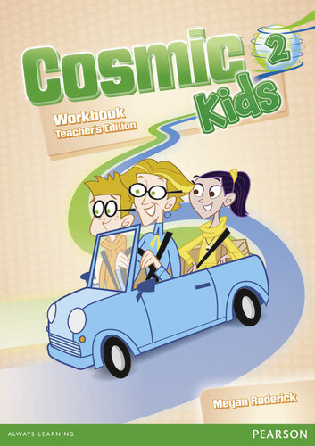 Робочий зошит Cosmic Kids 2 Workbook Teacher's Edition
