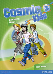 Cosmic Kids 3 Students' Book & Active Book 3 Pack (підручник) - фото обкладинки книги