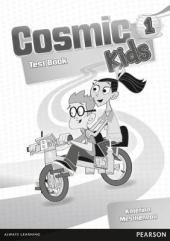 Cosmic Kids Level 1 Test Book (тестовий зошит) - фото обкладинки книги