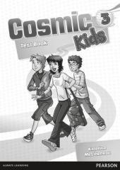 Cosmic Kids Level 3 Test Book (тестовий зошит) - фото обкладинки книги