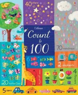 Count to 100 - фото книги
