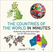 Countries of the World in Minutes - фото обкладинки книги