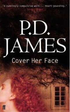 Книга Cover Her Face