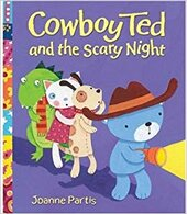 Cowboy Ted and the Scary Night - фото обкладинки книги
