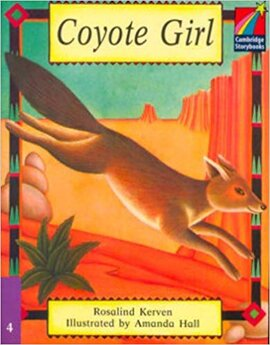 Coyote Girl ELT Edition - фото книги