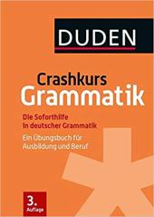 Crashkurs Grammatik: Ein bungsbuch fr Ausbildung und Beruf - фото обкладинки книги