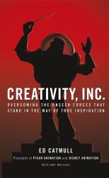 Creativity, Inc. - фото обкладинки книги