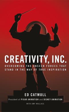 Creativity, Inc. - фото книги