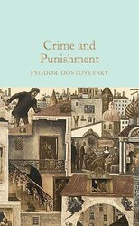 Crime and Punishment. Macmillan Collector's Library - фото обкладинки книги