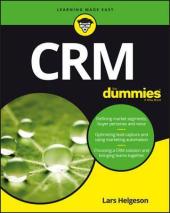 CRM For Dummies - фото обкладинки книги