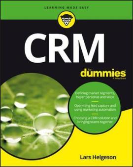 Книга CRM For Dummies
